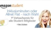 Exklusiv für Student-Mitglieder: Jede WinSIM Karte für 1 EUR!