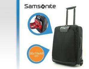 Samsonite Business-Trolley + spezielles Laptopfach!