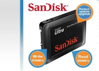 Sandisk Ultra 120 GB SSD – das Upgrade für euren PC oder Laptop!