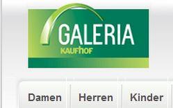 galeria-kaufhof.de: Zusätzlich 20% Rabatt bis 16.08.15!
