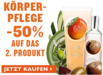 The Body Shop DE: Sale-Angebote und Produktneuheiten!