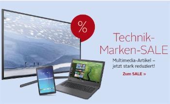 Otto online shop macht Technik Marken SALE