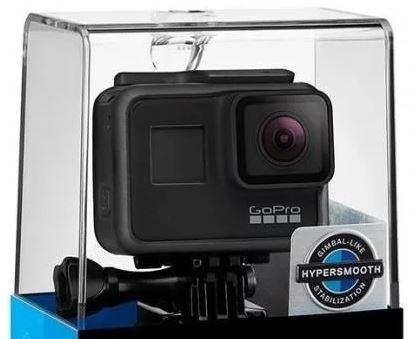 GoPro HERO7 Black Holiday Bundle Set ist nur 329 Euro