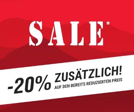 Jack Wolfskin Sale: Letzte Chance! 20% zusätzlich Rabatt