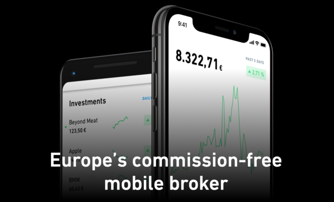 Trade Republic ein mobiler und provisionsfreier Broker
