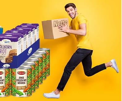 Netto - 10 % Lebensmittel Gutschein!