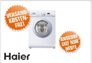 Saturn 周日特价,海尔滚筒洗衣机仅189欧元