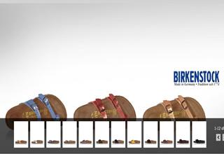 今日Amazon Buyvip有Birkenstock勃肯鞋专场5.5折!