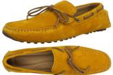 Geox男款全皮船鞋特价了