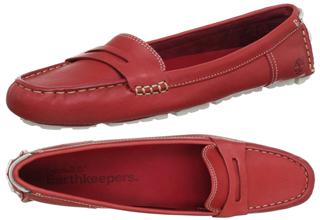 Timberland女士船鞋特价了!