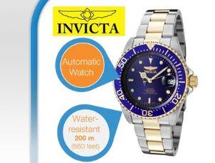 Invicta 8928 Pro Diver全自动机械表,防水200米,仅售79,95欧!