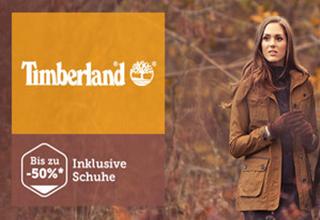 Timberland男女鞋类服饰5折起