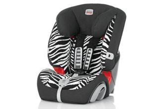 百代适(Britax)儿童汽车安全座椅超级百变王仅164欧元