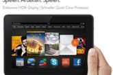 Kindle Fire DX 直降30欧!