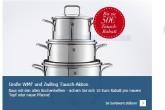 WMF四件套锅,仅售89欧,数量有限,抢完为止!