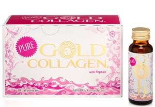 Pure Gold Collagen胶原蛋白饮买2赠1全球免邮包括国内