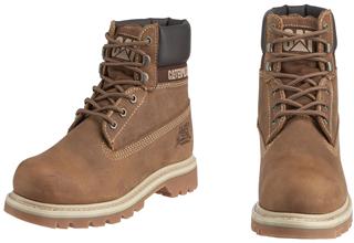 美国百年经典鞋类老牌Cat卡特经典男鞋不到4折!只要48.41欧