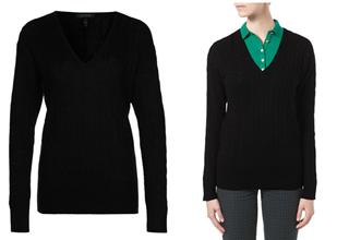 美国时尚高端服装品牌Lauren Ralph Lauren女士毛衣4.2折,只要54.95欧!