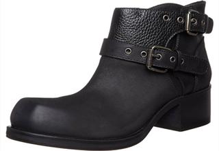 英国奢侈品品牌McQ Alexander McQueen牛仔系列踝靴44折,只要214.95欧