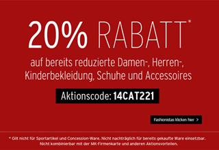 Karstadt1月优惠码汇总