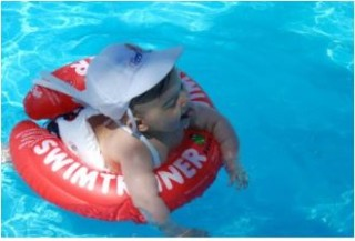 Freds Swim Academy宝宝游泳圈,德国专业机构Tuev安全推荐!