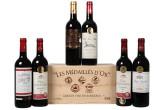 6支获奖法国波尔多红酒仅31欧元德国境内免邮