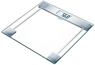 德国博雅sanitas SGS06 超薄玻璃体重计4折,只要14.42欧!