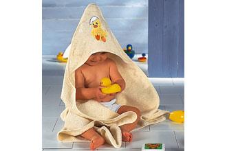 babybutt婴儿高级浴巾仅6.5欧元