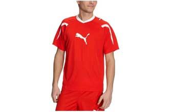 PUMA男生训练T Shirt 原价24欧现在只要7.95欧还免邮