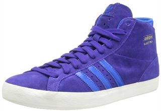 Adidas Originals三叶草舒适耐磨防滑大底中帮板鞋4折!只要39.98欧!直邮全球!