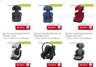 rossmann网店maxi cosi2014新款安全座椅全线5折起!