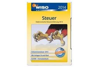 WISO Steuer 2014个人退税软件仅12.99欧还包邮