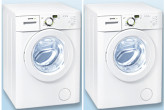 Gorenje WA 7439洗衣机4.8折,只要249欧!
