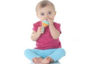 nuby宝宝食物水果咬咬袋,让宝宝更加有口福!