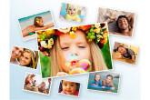 免费75张照片冲洗或者1欧元定制相册