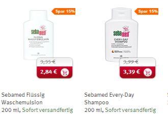德国天然洗护品牌施巴Seba在Rossmann网店全场8折!