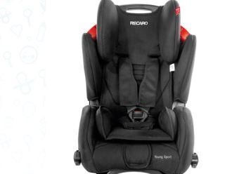 kidsroom本周特价,直邮中国的recaro大黄蜂 young sport安全座椅!