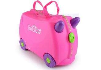 欧美流行的儿童超萌行李箱Trunki,实用又可爱!只要37欧元