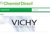 英国网上药店chemistdirect薇姿opi全场大折扣,周末优惠码更新