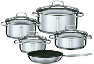 德国顶级厨具专家Rösle宜施乐五件套锅只要129欧