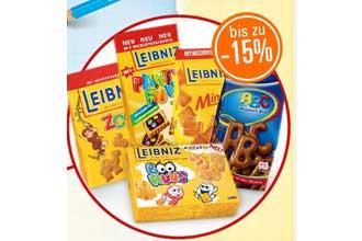 Leibniz儿童黄油饼干全场15%优惠