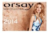 Orsay夏季打折正在进行,新款有9折优惠码