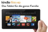 79欧元收亚马逊 Kindle Fire HD7.0 WIFI 8GB 智能双核平板电脑