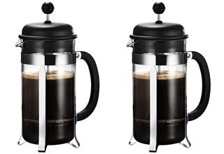 波顿Bodum1升法式按压茶壶/咖啡壶仅要15.58欧