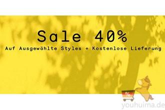 Bench秋冬时装sale正在进行最低6折