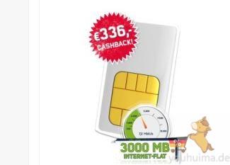 mobilcom-debitel 每月3G高速流量,月租仅5,99欧!!