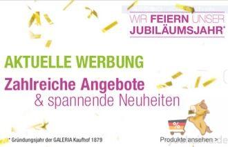 德国百货店Galeria kaufhof,买满200欧直减40欧!