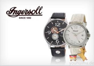 Ingersoll英美腕表始祖五折起