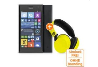Nokia Lumia 735 Dark Grey减10欧再送Coloud Boom耳机!