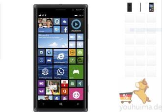 周四早上9点,开抢新机nokia lumia 830啦!